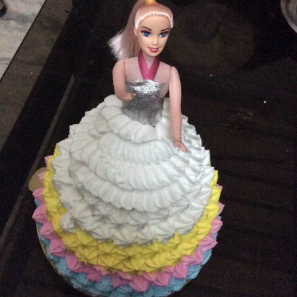 Doll Birthday Cake Anmolpreet Food Products